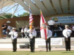 11.2.2012 Bonita Springs Fire Honor Guard